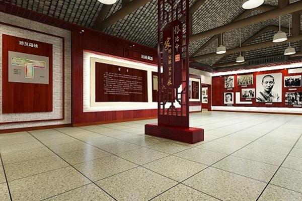 民俗展厅设计方案